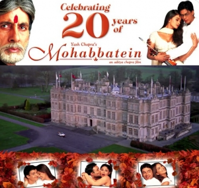 TeluguStop.com - Big B Looks Back As Mohabbatein Turns 20-Bollywood News-Telugu Tollywood Photo Image