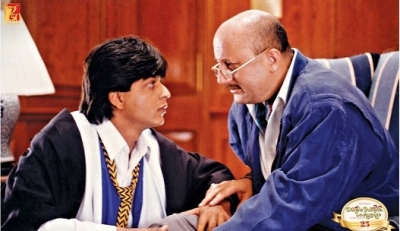 TeluguStop.com - DDLJ Turns 25: Anupam Kher Is Proud To Be Part Of Iconic Film-Bollywood News-Telugu Tollywood Photo Image