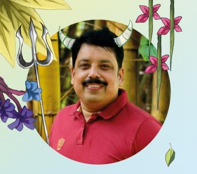 TeluguStop.com - I Stand On The Shoulders Of Giants Of Indian Literature: Anand Neelakanthan-Latest News English-Telugu Tollywood Photo Image