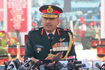 TeluguStop.com - Infiltration Along Line Of Control In Kashmir Has Reduced Substantially: Indian Army Commander Lt Gen Bs Raju
