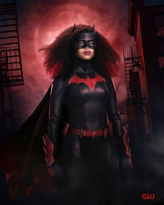 TeluguStop.com - Javicia Leslie's First Look As Batwoman Out-Cinema/ShowBiz News-Telugu Tollywood Photo Image