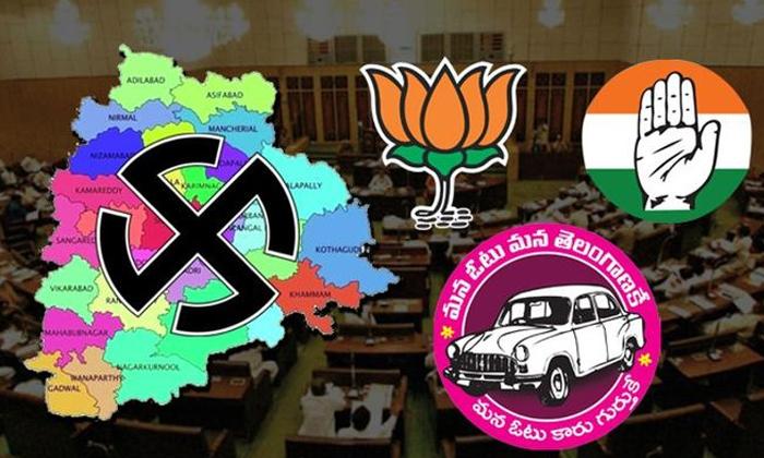 TeluguStop.com - దుబ్బాకలో టీఆర్ఎస్కు షాక్.. గెలుపు బీజేపీదే… తాజా సర్వే రిజల్ట్ ఇదే…-Political-Telugu Tollywood Photo Image