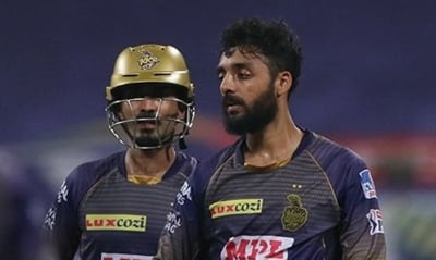 TeluguStop.com - KKR's Chakravarthy Named In India T20 Squad For Australian Tour-Latest News English-Telugu Tollywood Photo Image