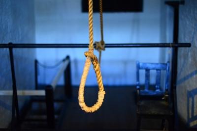 TeluguStop.com - Man Found Hanging In Rented House In Delhi's Mehrauli
