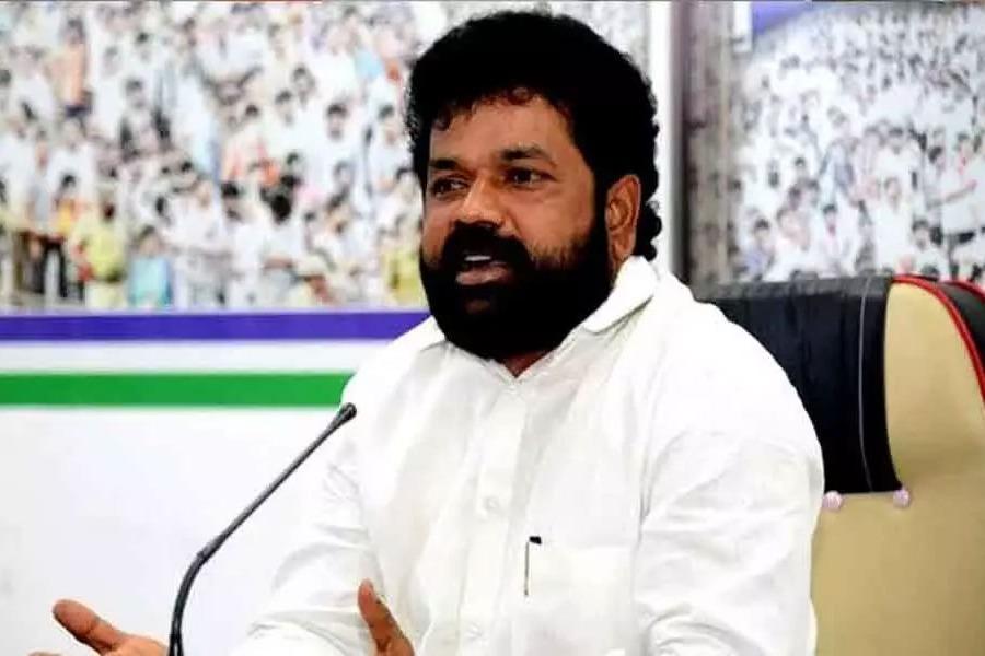 TeluguStop.com - Attack On Ysrcp Mp Nandigam Suresh