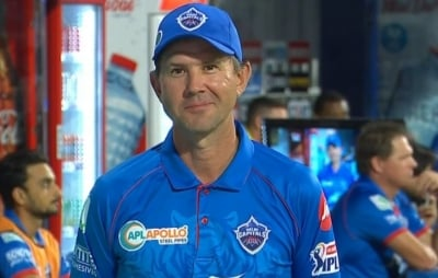TeluguStop.com - Pant Provides Off-field Entertainment During Ponting Interview