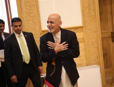 TeluguStop.com - There Can Be No Intra Afghan Talks Unless Ghani Steps Aside (Comment)-Latest News English-Telugu Tollywood Photo Image