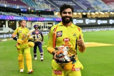 TeluguStop.com - This One Was For The Fans, Says Jadeja Post Thrilling Win Over KKR-Latest News English-Telugu Tollywood Photo Image