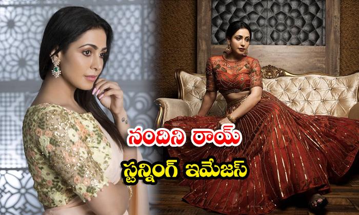 Actress Nandini Rai Killing Trendy look Images-నందిని రాయ్ స్టన్నింగ్ ఇమేజస్