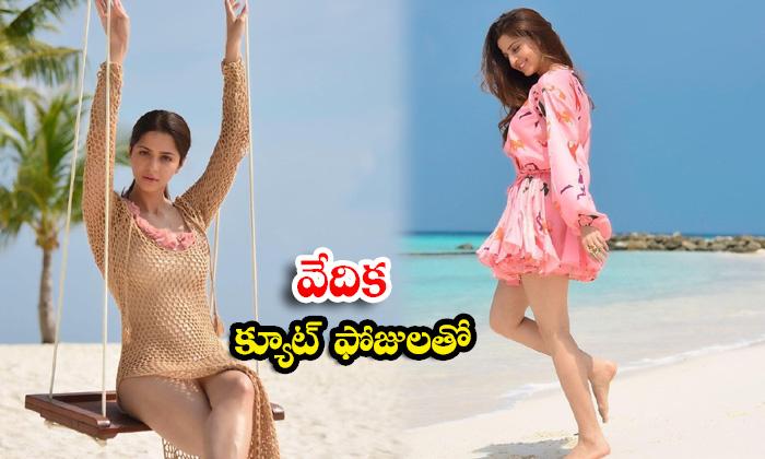 Actress Vedhika gorgeous HD images-వేదిక క్యూట్ పోజులతో