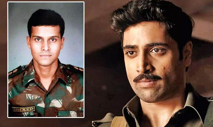 TeluguStop.com - మేజర్ కథ పుట్టుక వెనుక కారణాలు చెప్పిన అడవి శేష్-General-Telugu-Telugu Tollywood Photo Image