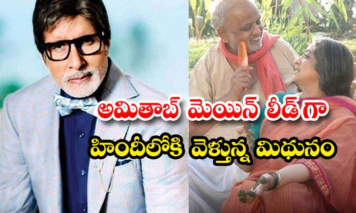 TeluguStop.com - Mithunam Film To Be Remade In Hindi