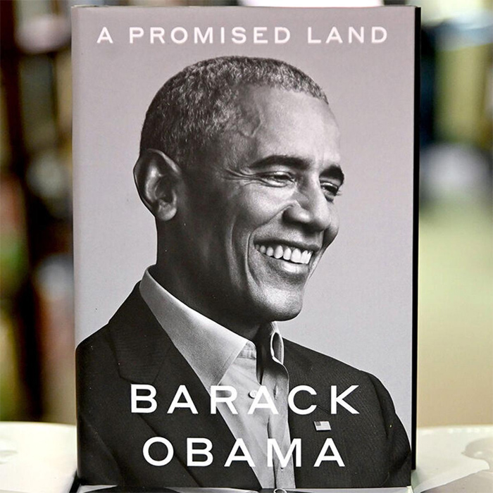 Telugu A Promised Land, Biden, Kamala Harries, Obama Biography, Obama Book Record-Latest News - Telugu
