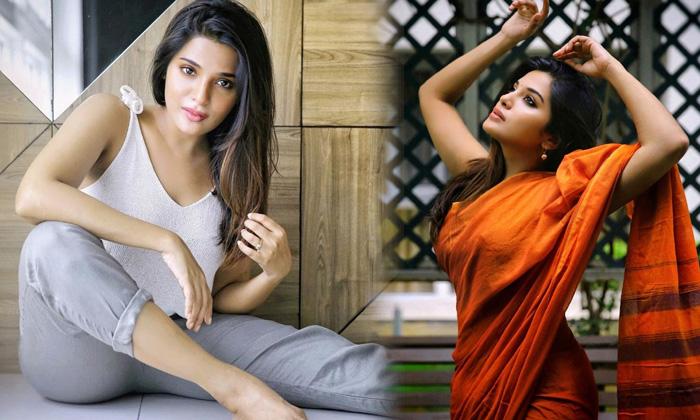 Beautiful Actress Aathmika Stunning Spicy Images-telugu Actress Hot Photos Beautiful Actress Aathmika Stunning Spicy Ima High Resolution Photo