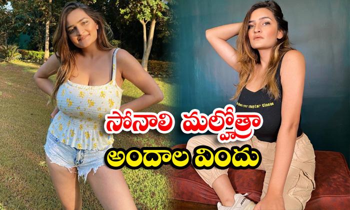 Bollywood model and actress sonali malhotra sizzling pictures-సోనాలి మల్హోత్రా అందాల విందు
