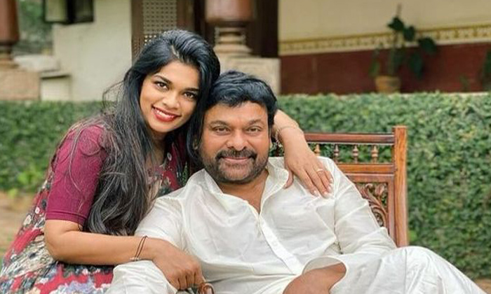 Telugu 5 Crores, Building In Jublihills, Daughter Sreeja, Expensive Gift, Expensive Gift To Daughter, House In Jubliee Hills, Megastar Chiranjeevi, Megastar Chiranjeevi Buys Expensive Gift For His Daughter-Latest News - Telugu