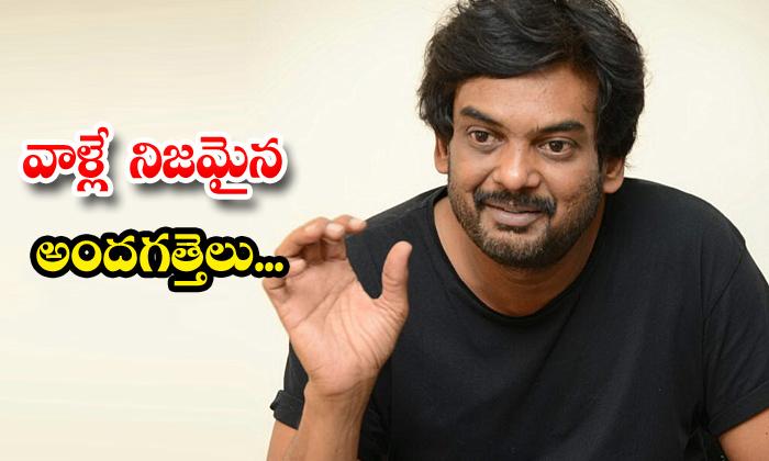 TeluguStop.com - Puri Jagannath Interesting Comments About Tom Boys