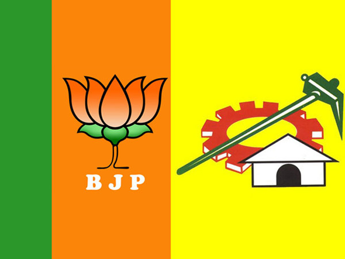 Telugu Bandi Sanjay, Bjp, Chandrababu, Congress, Ghmc Elections, Greater Hyderabad, Kcr, Ktr, Tdp, Trs-Political