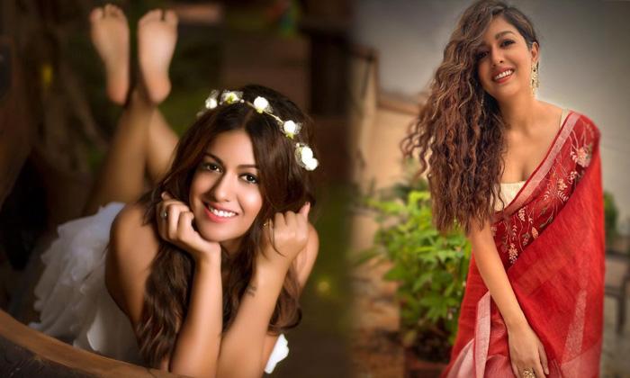 Glamorous Actress Ishita Dutta Sheth Cute Candid Clicks-telugu Actress Hot Photos Glamorous Actress Ishita Dutta Sheth C High Resolution Photo