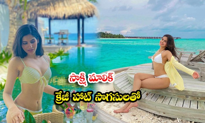 Hottest Images of Bollywood Actress Sakshi Malik-సాక్షి మాలిక్ క్రేజీ హాట్ సొగసులతో