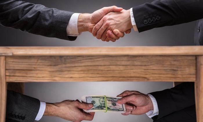 Telugu Bribe, Global Bribe, Improves By One Spot, Indian Rank In Bribe, Indianan Bribery-Latest News - Telugu