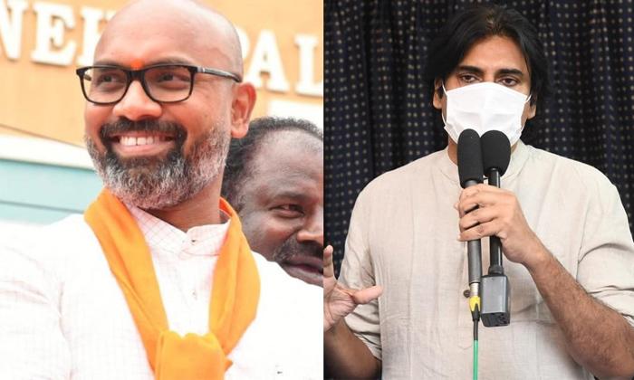 Telugu Arvind, Bjp, Elections, Ghmc, Janasena, Mp, Nijamabad Greter, Pavan Kalyan, Sankargoud-Political
