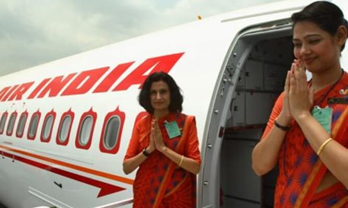 TeluguStop.com - అమెరికా వెళ్లే భారతీయులకు ఎయిరిండియా శుభవార్త-Latest News - Telugu-Telugu Tollywood Photo Image
