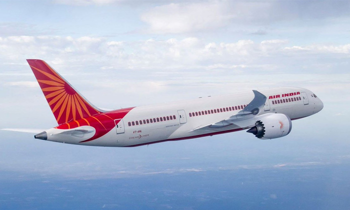 Telugu Air India Nonstop Flight, Airindia Nonstop Service, Bangalore, Kempegowda International Airport, United States West Coast-Telugu NRI