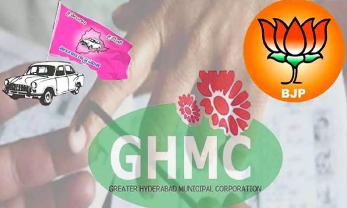 Telugu Bandi Sanjay Kumar, Bjp, Campiagning, Congress, Ghmc Elections, Hyderabad, Kcr, Ktr, Loss, Revanth Reddy, Tdp, Trs-Political