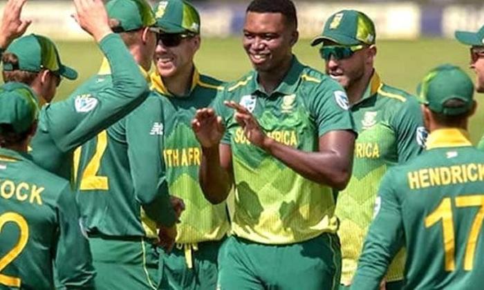 Telugu Corona Virus, Covid19, Dhoni, Kohli, South Africa Cricket Team, T Twenty Series-Latest News - Telugu