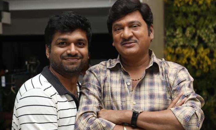 Rajendra Prasad To Play Mute Character In 'Gaali Sampath' - Telugu Ala Ela  Director Anil Ravipudi Gali Sampath Sree Vishnu Varun Tej-TeluguStop