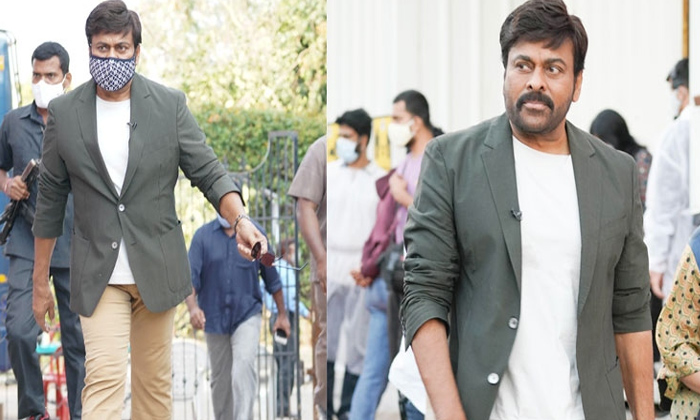 Telugu Chiranjeevi, New Look, Samanath New Program, Samantha, Social Media-Latest News - Telugu