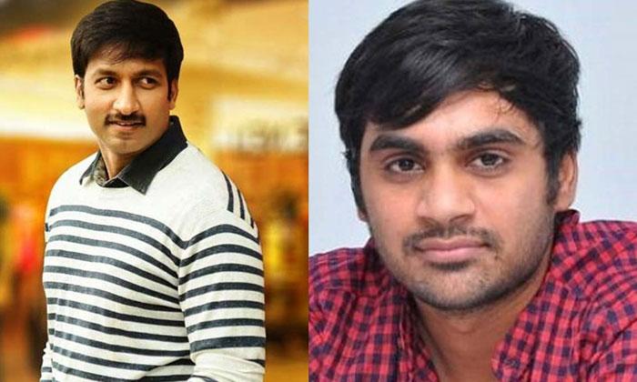 TeluguStop.com - సుజీత్ దర్శకత్వంలో గోపీచంద్ యాక్షన్ మూవీ-Gossips-Telugu Tollywood Photo Image