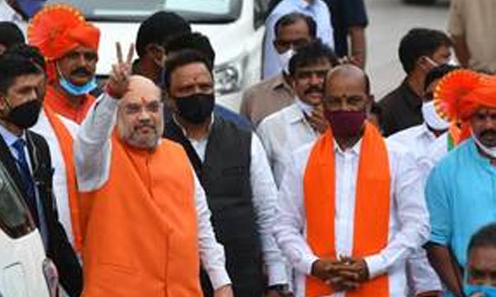 TeluguStop.com - ఇంత చేసినా.. బీజేపీకి వచ్చేది అన్ని కార్పొరేటర్లేనా… గ్రేటర్ నాడి -Latest News - Telugu-Telugu Tollywood Photo Image