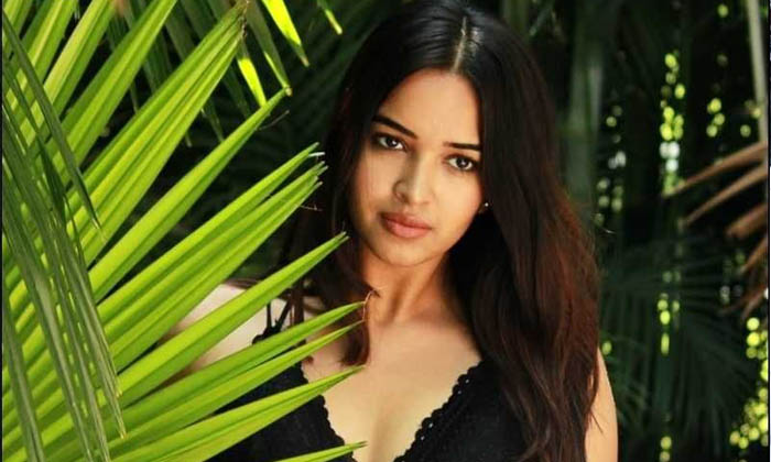 Telugu Poojitha Ponnada, Poojitha Ponnada Lip Kiss Issue, Rangasthalam, Telugu Movies, Telugu Young Beauty Poojitha Ponnada React About Her Lip Kiss Scene Ion Where Is The Venkatalakshmi, Tollywood, Where Is The Venkatalakshmi-Movie