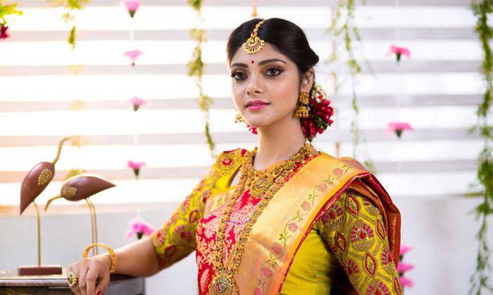 Telugu Rahasya Gorak, Rahasya Gorak Marriage News, Rahasya Gorak Secret Marriage, Rajavaru Ranivaru, Telugu Young Heroine Rahasya Gorak Is Marrying To Her Child Friend, Tollywood-Movie