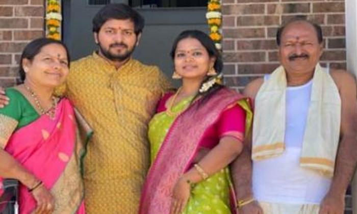 Telugu Bharat, Lakshmi, Narasimhareddy, Neha Reddy Maddika, Peddachintakunta, Texas, Three Telangana Residents Killed In Texas-Telugu NRI
