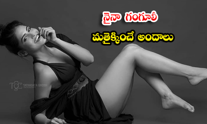 Tollywood Actress Naina Ganguly Ravishing spicy Pictures-నైనా గంగూలీ మత్తెక్కించే అందాలు