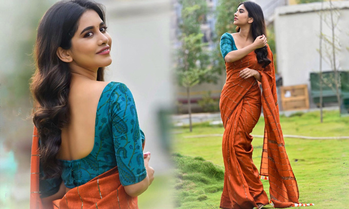 Tollywood Beauty Actress Nabha Natesh Trendy Clicks-telugu Actress Hot Photos Tollywood Beauty Actress Nabha Natesh Tren High Resolution Photo