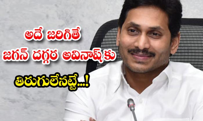 TeluguStop.com - Devineni Avinash Ycp Ys Jagan Vijaywada Politics