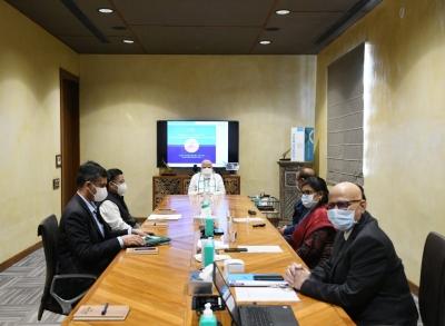 TeluguStop.com - Bharat Biotech Working With ICMR For Speedy Progress: PM (2nd Ld)-Latest News English-Telugu Tollywood Photo Image