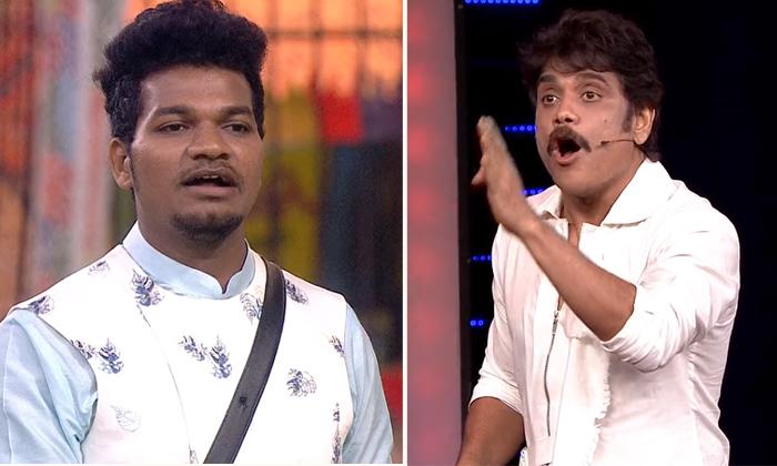 Telugu Akhil, Ariyana, Avinash, Biggboss4, Elimination, Nagarjuna-Latest News - Telugu