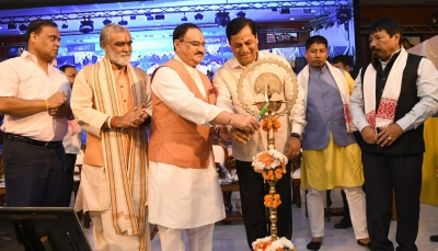 TeluguStop.com - CAA In Assam, Bodoland Poll, LADC Election In Mizoram: Nadda Eyes N-E-Latest News English-Telugu Tollywood Photo Image