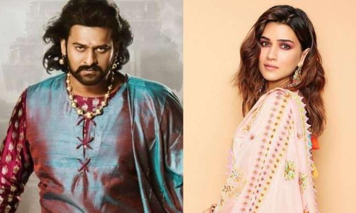 Telugu Director Om Routh, Heroine Kritisanon, Prabhas Aadipurush Movie, Seetha Role-Latest News - Telugu