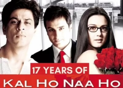 TeluguStop.com - Kal Ho Naa Ho Turns 17: Preity Calls Film experience That Went Beyond Words'-Bollywood News-Telugu Tollywood Photo Image