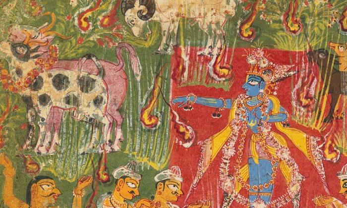 TeluguStop.com - ఇంద్రుని అహంకారాన్ని అణిచిన కృష్ణార్జునులు… ఎలా అంటే-Latest News - Telugu-Telugu Tollywood Photo Image