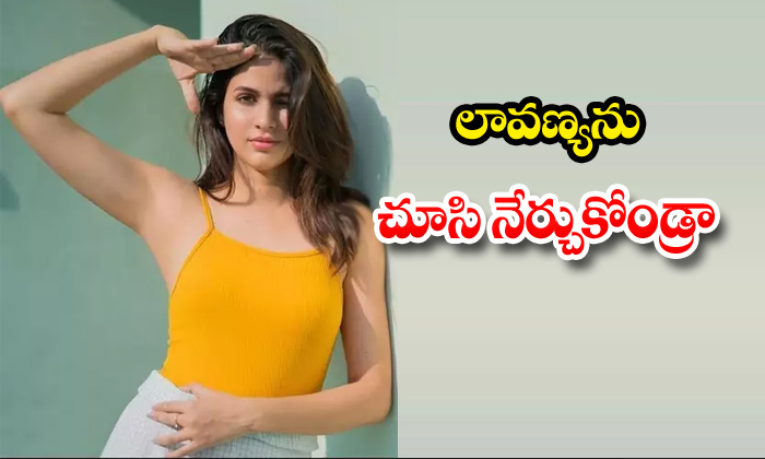 TeluguStop.com - Lavanya Tripathi Dont Want To Promote Whisky In Social Media
