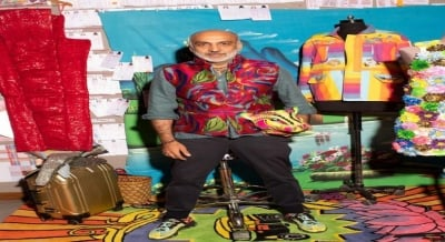 TeluguStop.com - Manish Arora: Could He Really Live Up To His Nickname John Galliano Of India'-Latest News English-Telugu Tollywood Photo Image