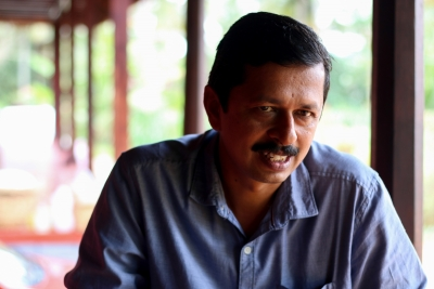 TeluguStop.com - My Book Will Now Be Better Understood: Malayalam Author S. Hareesh (IANS Interview)-Immigration/Law English-Telugu Tollywood Photo Image