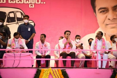 TeluguStop.com - Protect Peace & Tranquility Of Hyderabad: KCR To Voters-Latest News English-Telugu Tollywood Photo Image